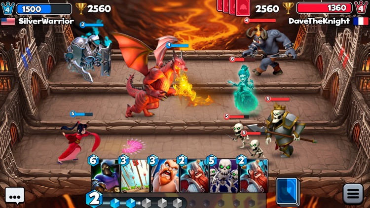 Castle Crush: Epic Card Games screenshot-6