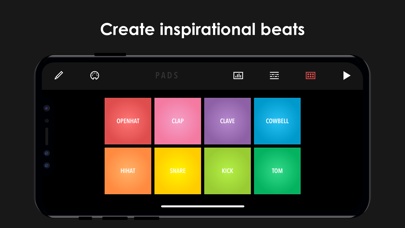 Drum Machine - Music Maker Screenshot