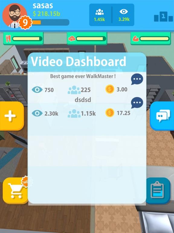 uTubers.idle screenshot 12