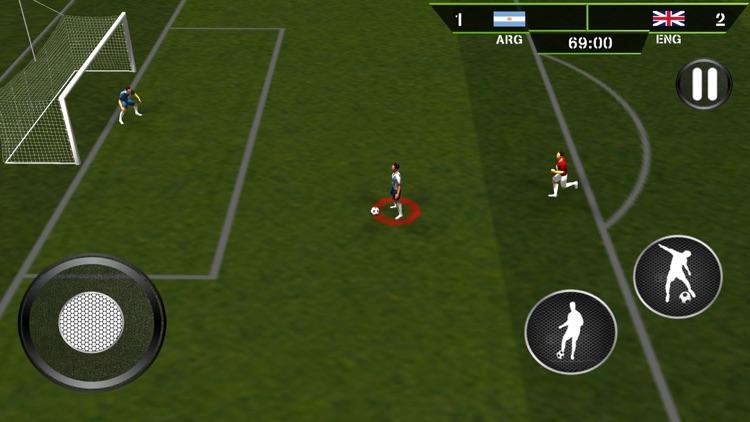 Ultimate Soccer Strike 2019 screenshot-6