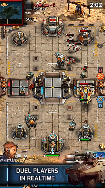 Warzone: Clash of Generals screenshot-4