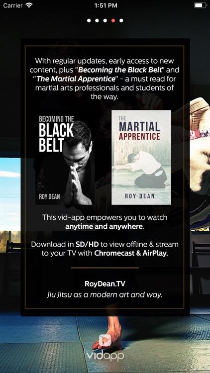 Roy Dean Jiu Jitsu ROYDEAN.TV screenshot-3
