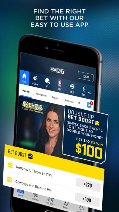 FOX Bet Sportsbook & Casino screenshot 5