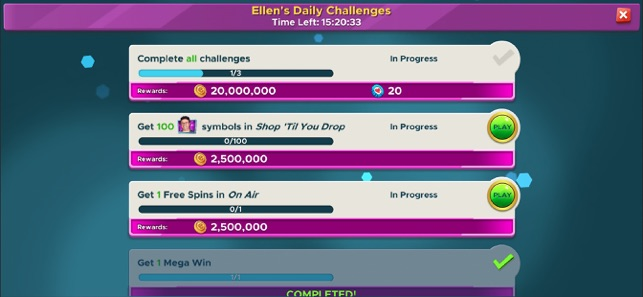 Ellen's Road to Riches Slots on the App Store