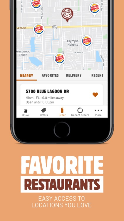 BURGER KING® App screenshot-4
