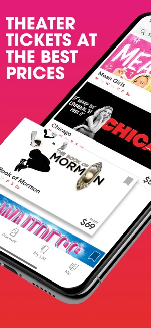 TodayTix – Broadway Tickets on the App Store