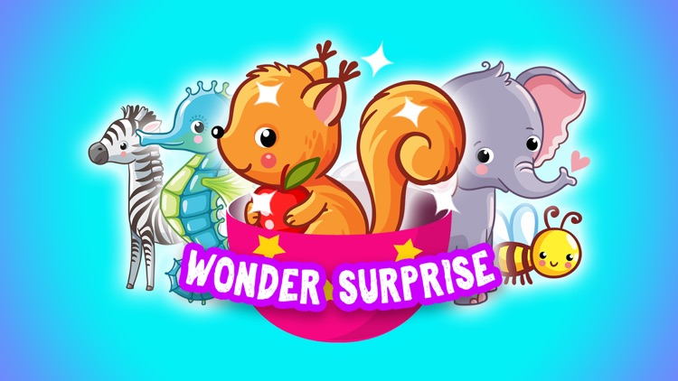 Wonder Surprise - play & learn