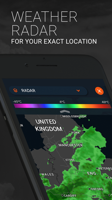 AccuWeather Live Weather Radar for Pc - Download free Weather app