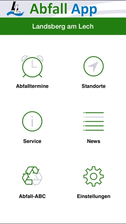 LL Abfall App