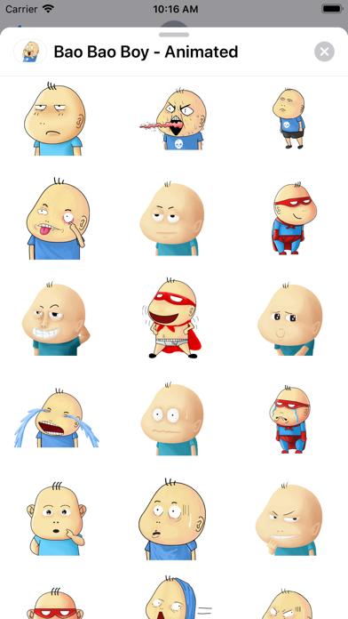 Bao Bao Boy - Animated screenshot 2