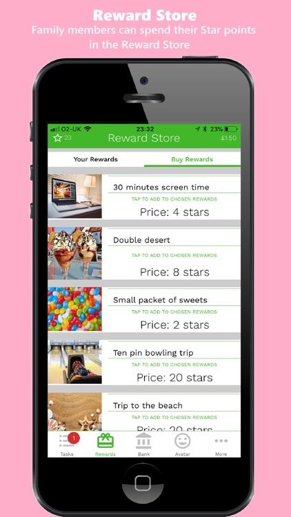 Star Chores - Family Tasks App screenshot-3