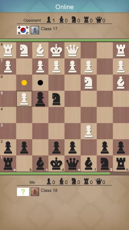 国际象棋世界大师 App 截图