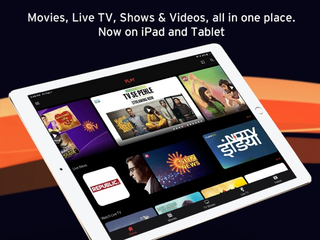 Vodafone Play (India) on the App Store