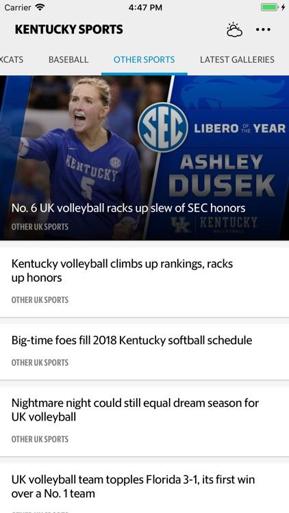 Kentucky Sports screenshot-4