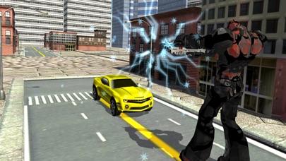 لعبة روبوت سيارة جت متعددةلقطة شاشة5