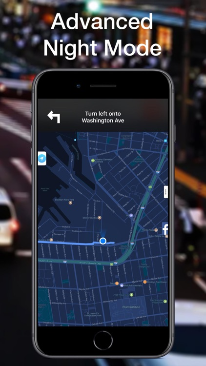 Traffie Navigation & Alerts screenshot-3