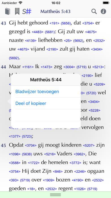 Importantia Studie Bijbel 6