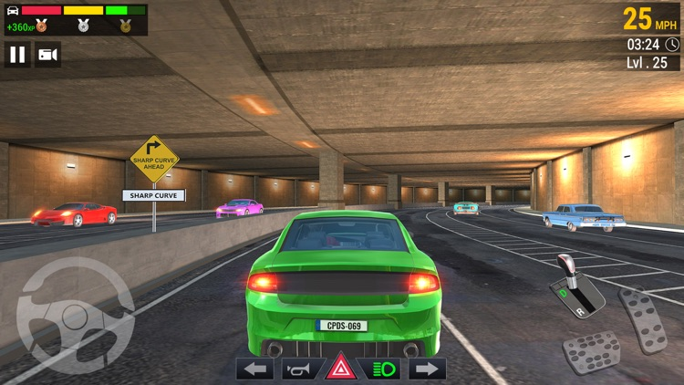 Car Parking - Driving School screenshot-7