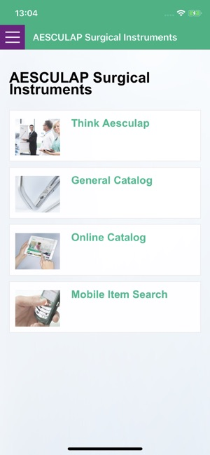 AESCULAP Surgical Instruments on the App Store
