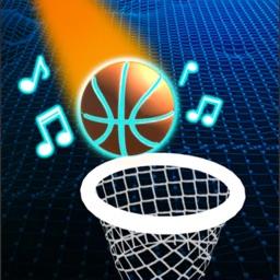 Dunk EDM Beat Music Game