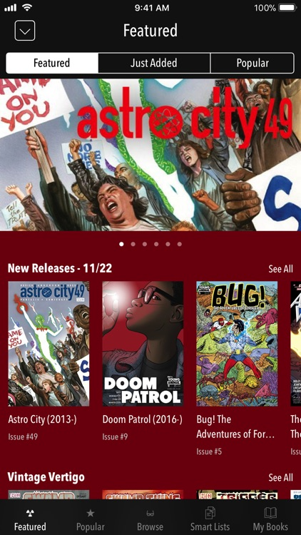 Vertigo Comics