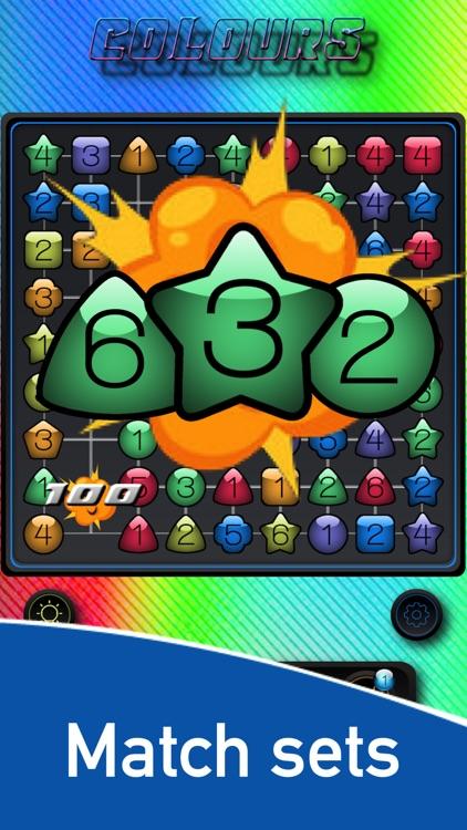 Set Smash - New Match 3 Puzzle screenshot-0