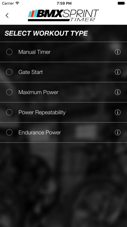 BMX Sprint Timer screenshot-3