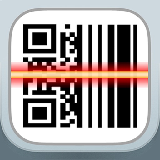 QR Reader for iPhone app logo