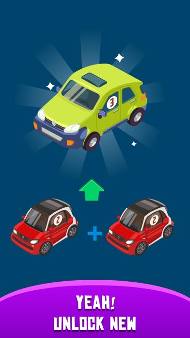 Better Car - Merge & Idle Game screenshot 3