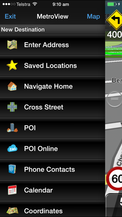 Metroview Gps Navigation review screenshots