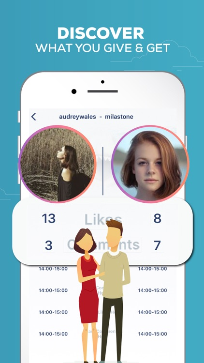 Followers Track, for Instagram screenshot-6