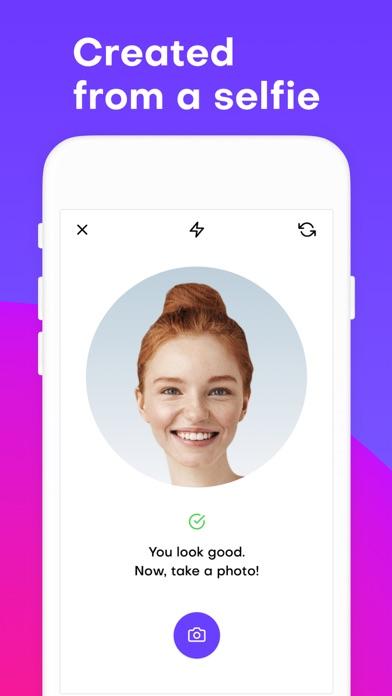 Aivatar: Avatar Sticker Maker Screenshot
