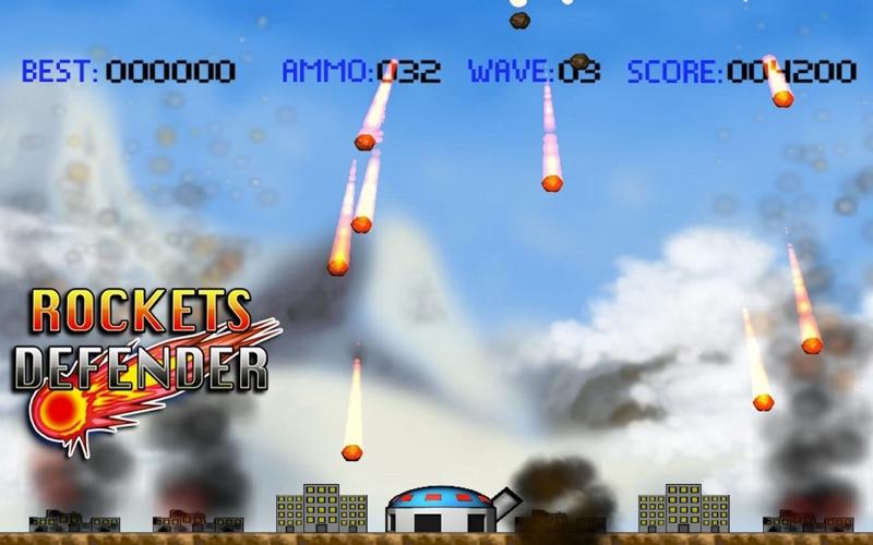 Rockets Defender screenshot 4