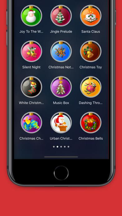 Tonos de NavidadCaptura de pantalla de2