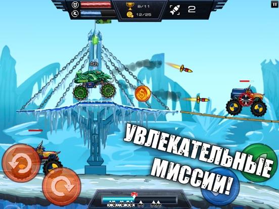 Mad Truck Challenge - Racing для iPad