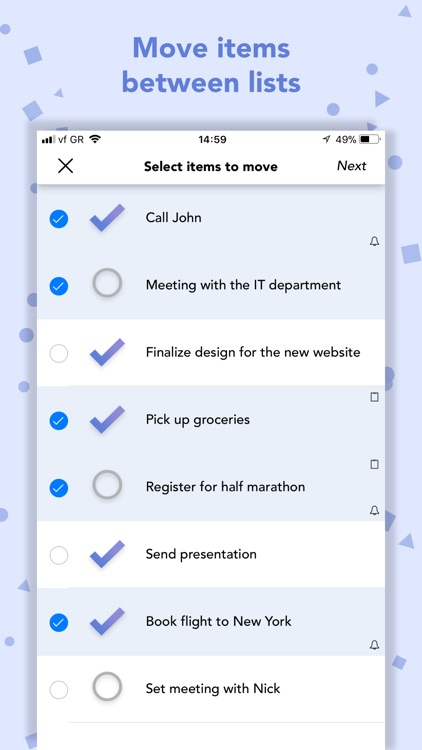 Lists To-do screenshot-4
