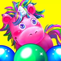 Unicorn Pop! Bubble Shooter