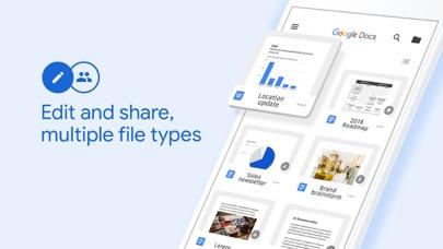 Screenshot for Documentos de Google in Mexico App Store