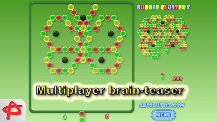 Bubble Clusterz Puzzle screenshot-1