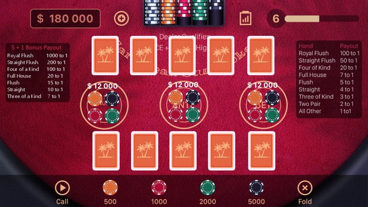 Caribbean Stud Poker Casino by ONEROS TECH (OPC) PRIVATE LIMITED