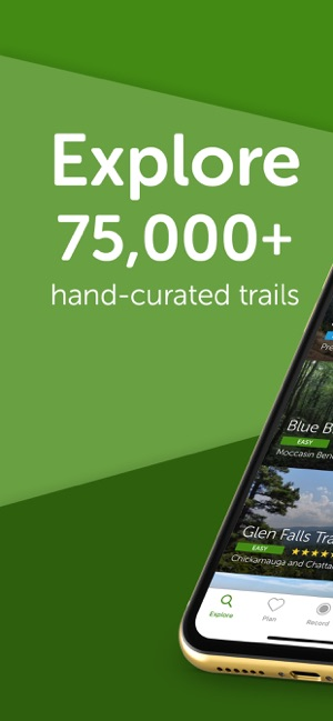 AllTrails: Hike, Bike & Run on the App Store