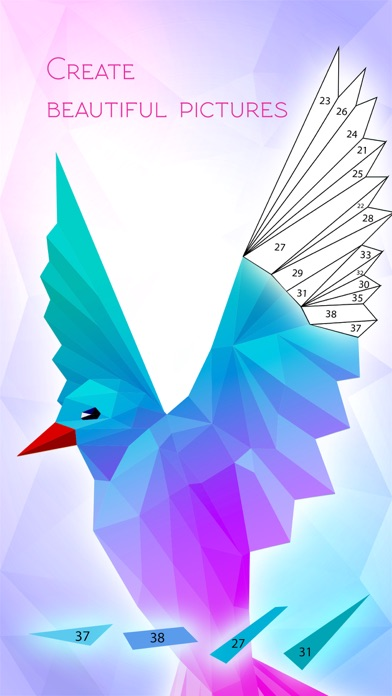 Calm Colors - Coloring Book screenshot 3
