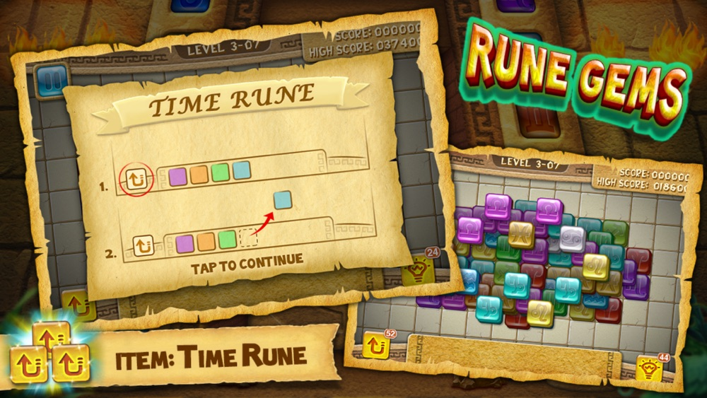 Rune Gems - Deluxe hack tool