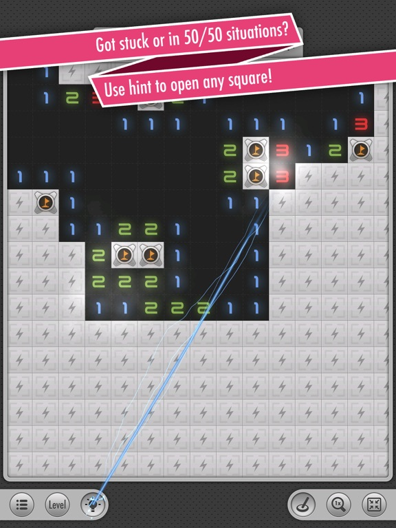 Screenshot #6 pour Démineur - Minesweeper Puzzle