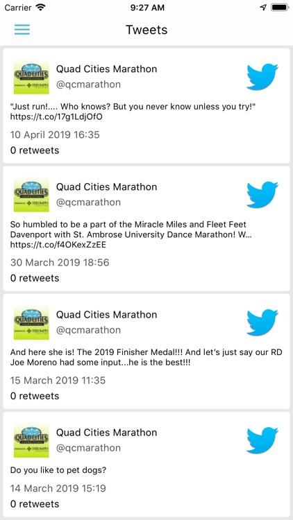 Quad Cities Marathon screenshot-4