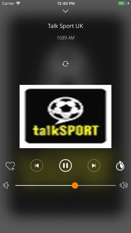 Live Sport FM: Radio & News 24 screenshot-8