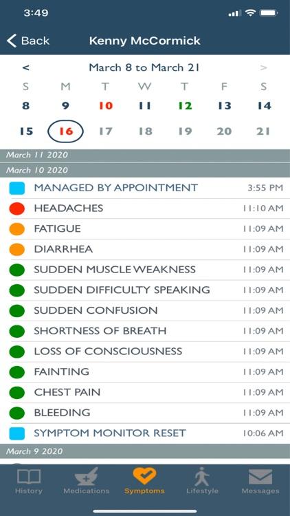 Mobile Angel Cancer Telemed screenshot-3