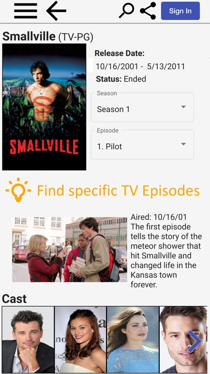 Movie & TV Pix - Recommender screenshot-7