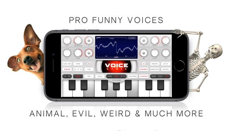 Voice Synth screenshot-6