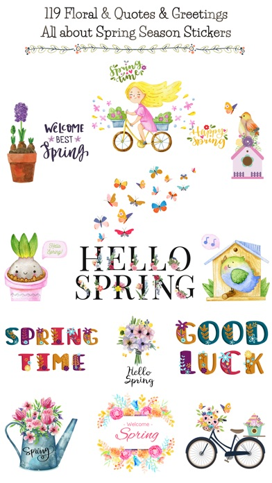 Happy Spring - All about screenshot 1